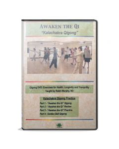 Awaken the Qi DVD