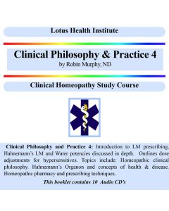 Clinical Philosophy & Practice 4
