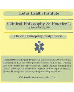 Clinical Philosophy & Practice 2