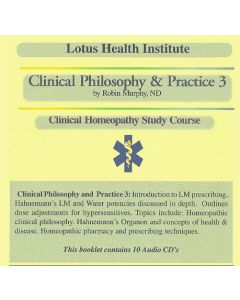 Clinical Philosophy & Practice 3