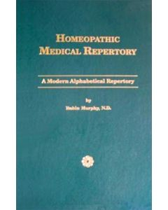 Homeopathic Medical Repertory (2nd Ed.)