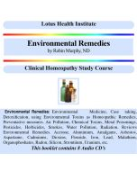 Environmental Remedies